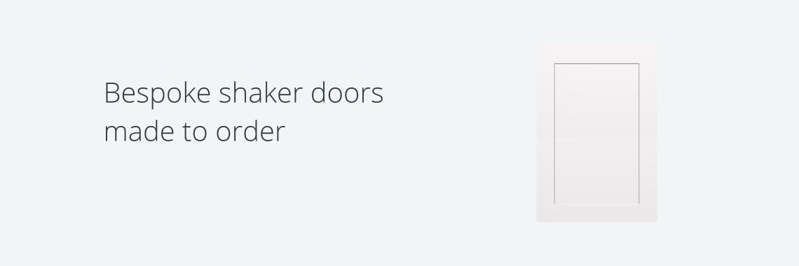 Bespoke Shaker Doors